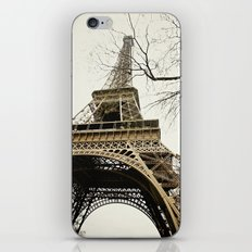 Le Tour Eiffel iPhone & iPod Skin