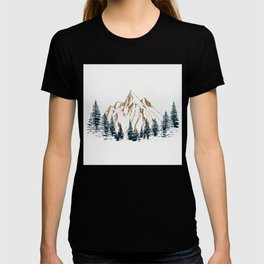 mountain # 4 T-shirt