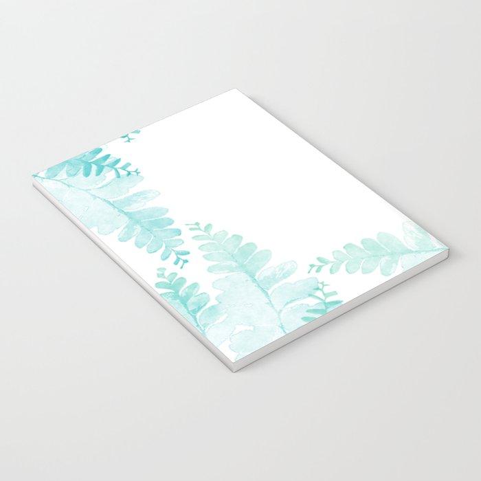 Ferns Jungle Notebook