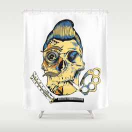 Just an Act Shower Curtain