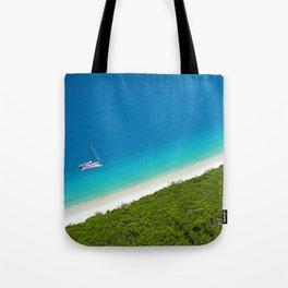 Whiteheaven Beach Tote Bag