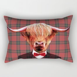 Sir Coo Rectangular Pillow