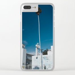 Bates Motel II Clear iPhone Case
