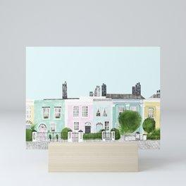 Sandymount beach Dublin Mini Art Print