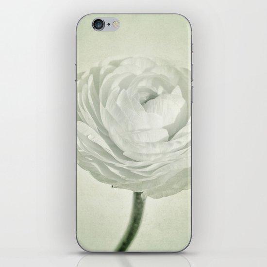 whity iPhone & iPod Skin