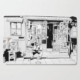 tokyo drinker Cutting Board