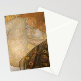 Danea Gustav Klimt Painting Stationery Cards