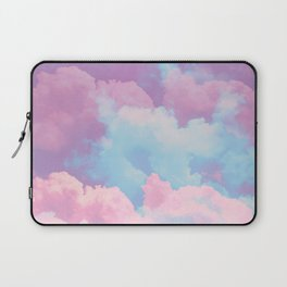 Pink cloud Laptop Sleeve