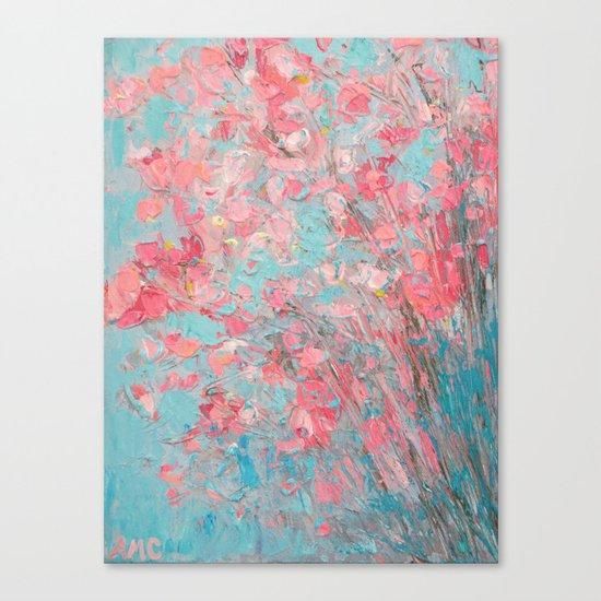 Appleblossoms Canvas Print