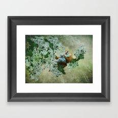 Cordon Bleu Love Framed Art Print