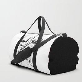 Inktober Star Duffle Bag