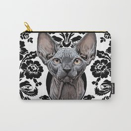 Sphynx Cat - decorative Carry-All Pouch