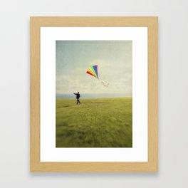Take to the Sky II Framed Art Print