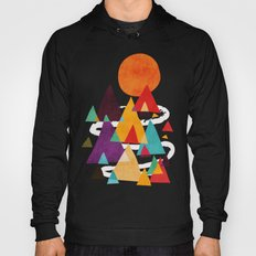 Let's visit the mountains Hoody