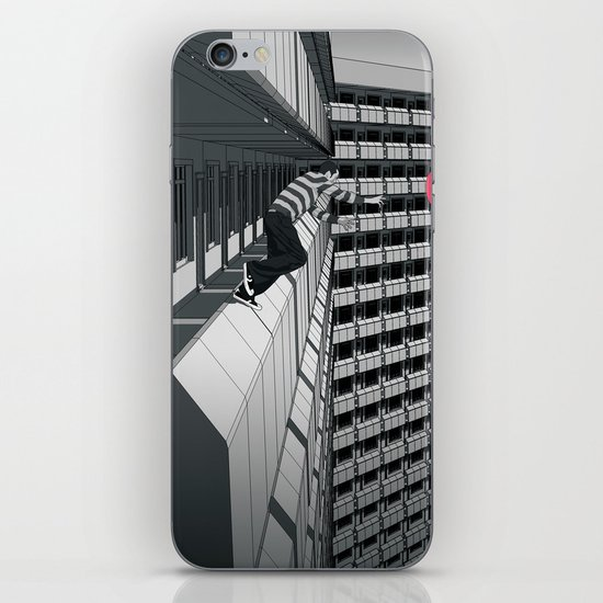 No Second Chance iPhone Skin