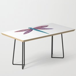 watercolour dragonfly Coffee Table