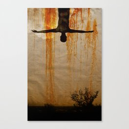 Come Fly with Me: 09 Canvas Print