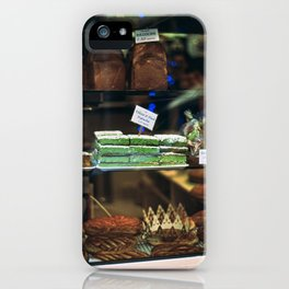 French Bakery  iPhone Case