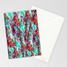 tissued pastel Stationery Cards