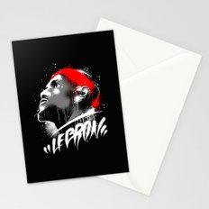 Lebron J Stationery Cards