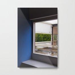 Villa Savoye 2 Metal Print