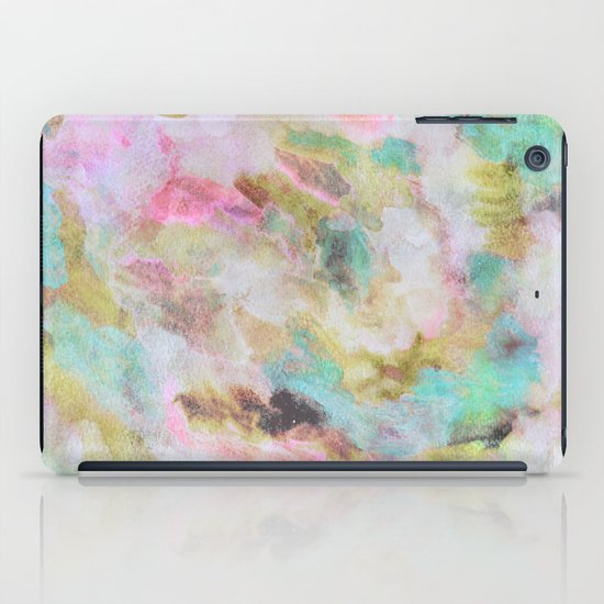 Abstract Clouds iPad Case