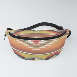 American Native Pattern No. 16 Fanny Pack