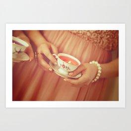 Enchanting - II Art Print