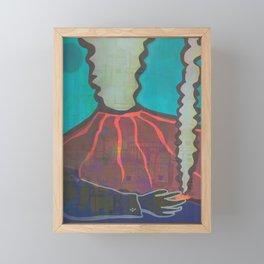 Don Vulcano Framed Mini Art Print