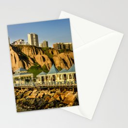 Lima Peru Coastal Scene Photo Stationery Cards