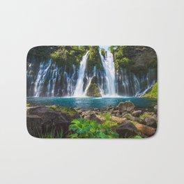 Burney Falls Delight Bath Mat