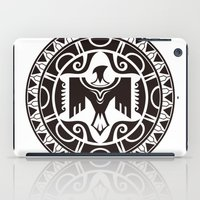 maori iPad Cases featuring Maori and Polynesian style mix tribal. by TurkeysDesign