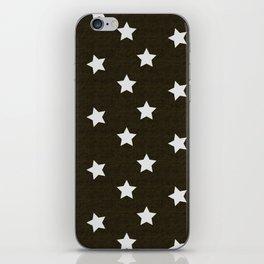 Christmas Stars #xmas #pattern #star #festive #home #decor #kirovair #christmas iPhone Skin