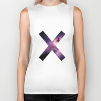 the xx Biker Tanks featuring XX by Adrian Lungu