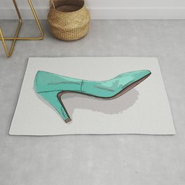 Party Shoes Rug