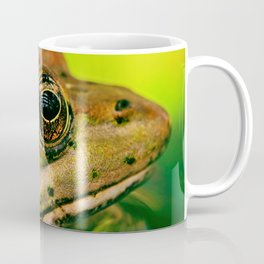 Frog's Eye Coffee Mug