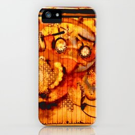 Long Distance Leo iPhone Case