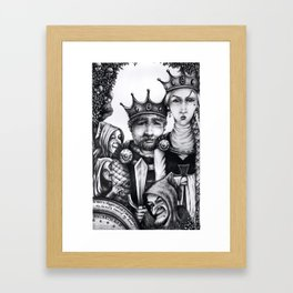 Macbeth Framed Art Print