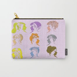 Decisions Carry-All Pouch