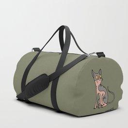Cat - Sphynx Duffle Bag