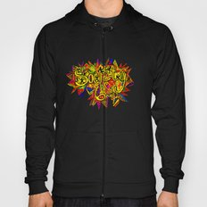 S6 TEE Zentangle with Pizzaz Hoody