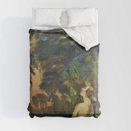 Corridor Of Summer - Arthur Bowen Davies Comforters