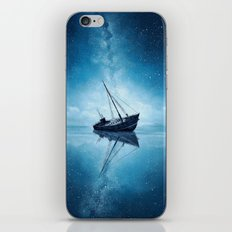 Journey's End iPhone & iPod Skin