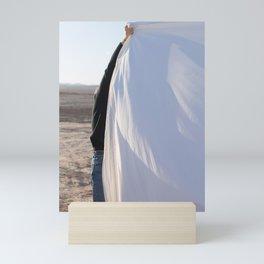 MINIMAL DESERT Mini Art Print
