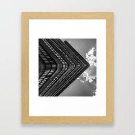 Brutal Beton #11 Framed Art Print