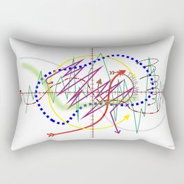 Graph 01 Rectangular Pillow
