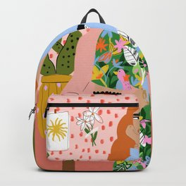 You can do everything you want Backpack