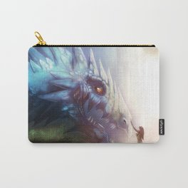Taming the Dragon Carry-All Pouch