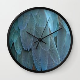 feather II Wall Clock