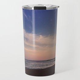 Cirrus by the Sea Travel Mug